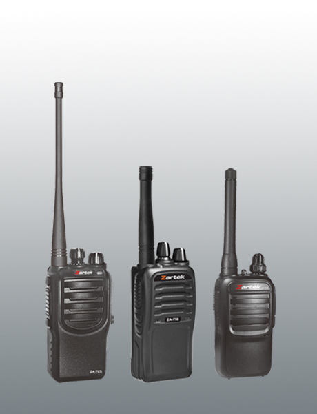 Professional Two-way Radios